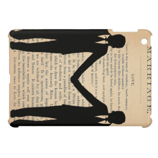 Vintage Liebe u. Heirat homosexuelles Wedding iPad Mini Hüllen