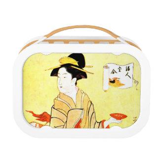 Vintage Malerei des japanischen