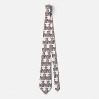 Vintage menschliche Anatomie-Kehle, Hals, Kasten, Personalisierte Krawatten