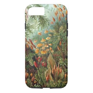 Vintage Moos-Pflanzen durch Ernst Haeckel, iPhone 8/7 Hülle