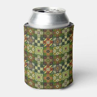 Vintage Mosaiktalavera-Verzierung Dosenkühler