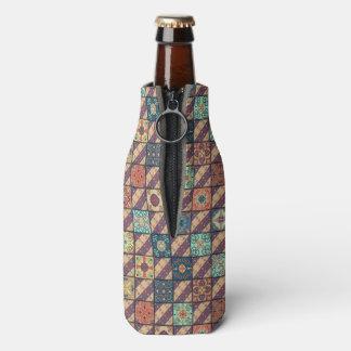 Vintage Mosaiktalavera-Verzierung Flaschenkühler
