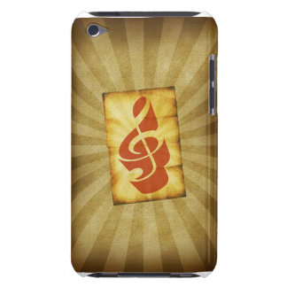 Vintage Musik iPod Touch Cover