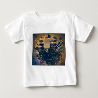 Vintage Musik Microphone2 Baby T-shirt