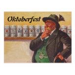 Vintage Oktoberfest Octoberfest Wahl-Postkarten