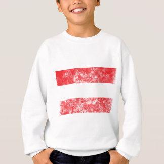 Vintage Österreich-Flagge Sweatshirt
