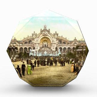 Vintage Paris-Ausstellung von 1900 Acryl Auszeichnung