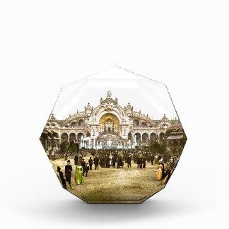 Vintage Paris-Ausstellung von 1900 Auszeichnung