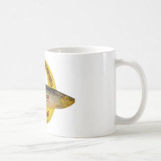Vintage Pilchard-Tasse Kaffeetasse