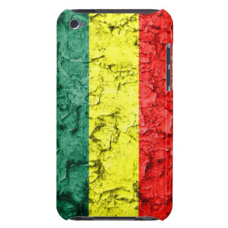 Vintage rasta Flagge iPod Touch Case-Mate Hülle
