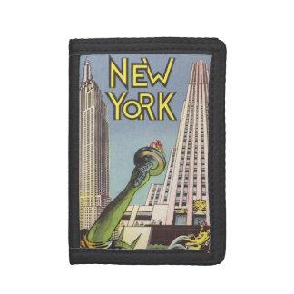 Vintage Reise, berühmte New- York