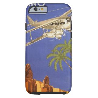 Vintage Reise nach Kairo, Eygpt, Tough iPhone 6 Hülle