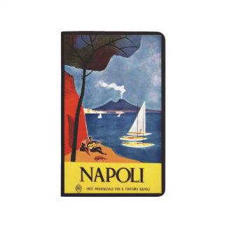 Vintage Reise Napoli Neapel Italien Taschennotizbuch