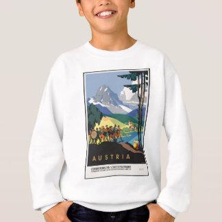 Vintage Reise Österreich Sweatshirt