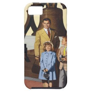 Vintage Reise Philadelphia iPhone 5 Cover