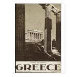 Vintage Reise-Plakat-Anzeigen-Retro Drucke