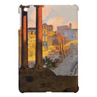 Vintage Reise Rom Italien 1920 iPad Mini Hülle