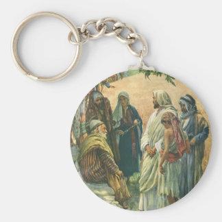 Vintage Religion, arbeitend an dem Sabbat und Schlüsselanhänger