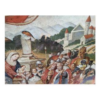 Vintage religiöse Kunst-Postkarte Postkarten