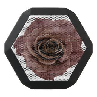 Vintage Rose elegante einfache Chic-Blume schön Schwarze Bluetooth Lautsprecher
