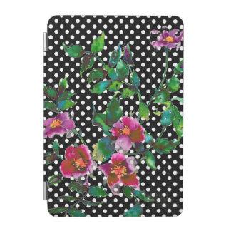 Vintage Rose - Polkapunkte iPad Mini Hülle