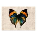Vintage Schmetterlinge der Visitenkarten