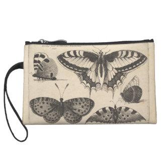 Vintage Schmetterlings-Mottelepidoptera-Biene Wristlet