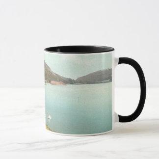 Vintage Schwan-Tasse Tasse
