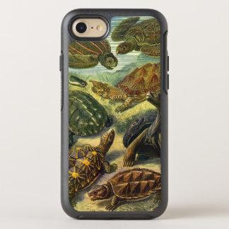 Vintage Seeschildkröten und -schildkröten durch OtterBox Symmetry iPhone 8/7 Hülle
