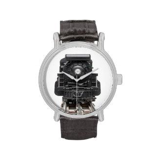 Vintage sich fortbewegende Uhr