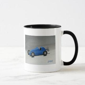 Vintage Spielzeug-Rennen-Auto-Tasse Tasse