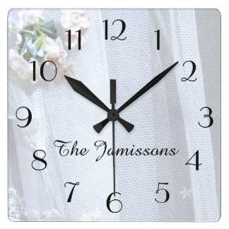 Vintage Spitze, Uhr, personalisiert Uhr