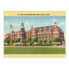 Vintage St Paul Sanitarium-Dallas-Postkarte Postkarte
