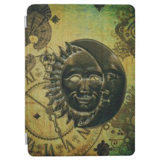 Vintage Steampunk Tapete iPad Air Hülle