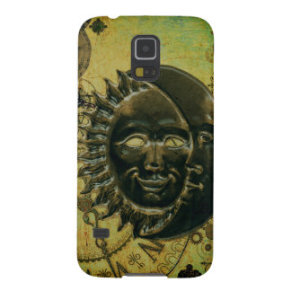 Vintage Steampunk Tapete Samsung S5 Cover
