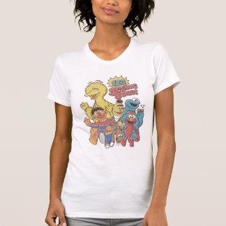 Vintage Straße des Sesam-123 2 T-Shirt