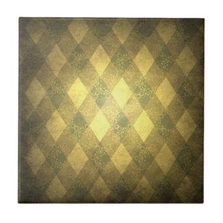 Vintage Tapete Criss QuerKeramik-Fliese Kleine Quadratische Fliese