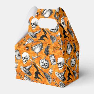 Vintage Tasche Halloweens Geschenkschachtel