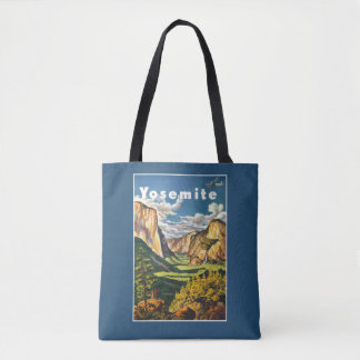 Vintage Taschen ReiseYosemite USA