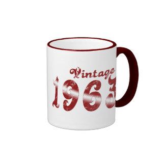 Vintage Tasse 1963