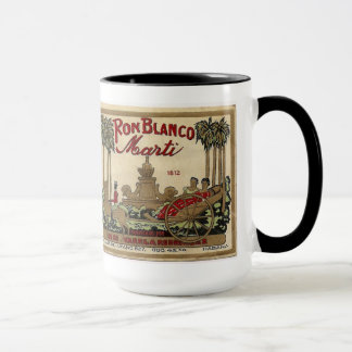 Vintage Tasse Ron Marti