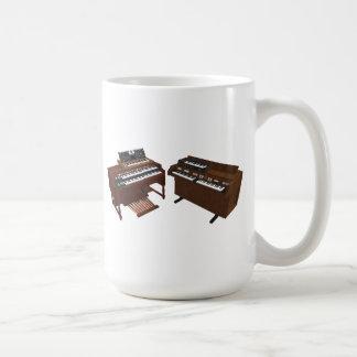 Vintage Tastaturen: Modell 3D: Kaffeetasse