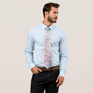 Vintage Tauben-Hochzeits-Krawatte Personalisierte Krawatten