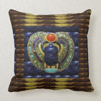 VINTAGE Tempel-Künste von Ägypten-PYRAMIDEN Kissen