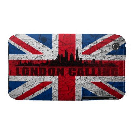 vintage Union Jack iPhone 3 Schutzhülle / Case iPhone 3 Covers