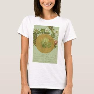 Vintage vierblättriges Kleeblatt St Patrick T-Shirt