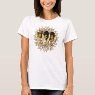 Vintage viktorianische Engel T-Shirt