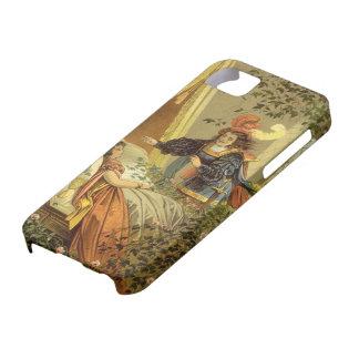 Vintage viktorianische feenhafte Geschichte, Etui Fürs iPhone 5