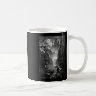 Vintage viktorianische Spiritualism-Tasse Kaffeetasse