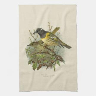 Vintage Vögel der Wissenschafts-NZ - Küchentuch